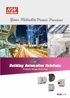 Couverture catalogue KNX